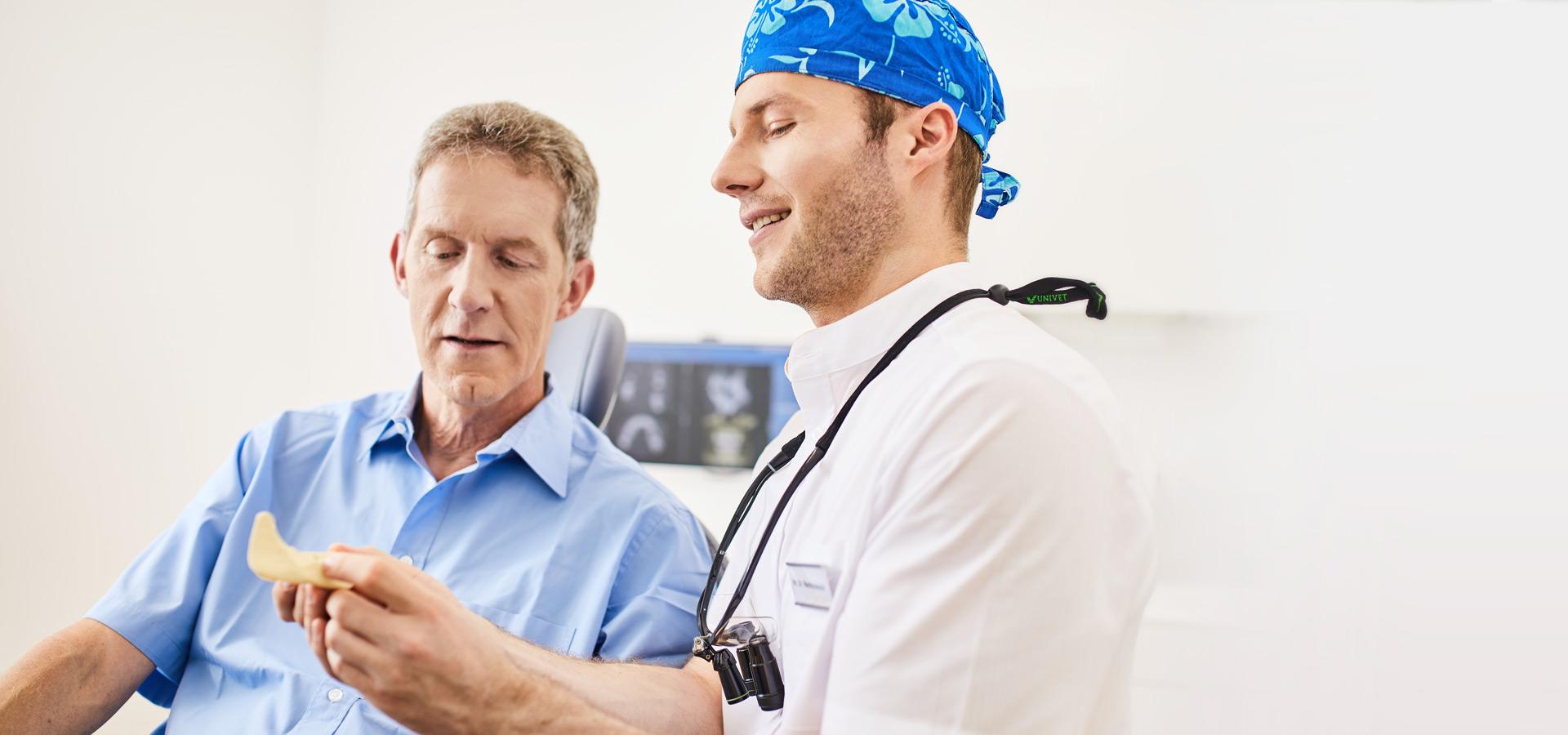 Zahnärzte Neubulach - Zahnersatz, Prothetik 1